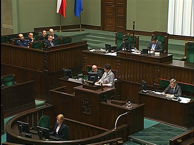 Poseł Dorota Rutkowska - Wystąpienie z dnia 07 czerwca 2017 roku.
