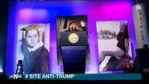 """Michael Moore part en guerre contre Donald Trump en lançant """"TrumpiLeaks"""" - Regardez"""