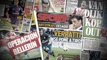 La mystérieuse réponse de CR7 sur son mercato, l'AC Milan sur un double coup à 110M€