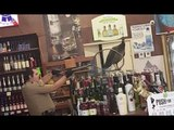 Breaking Bird: Peahen smashes $500-worth bottles in LA liquor store