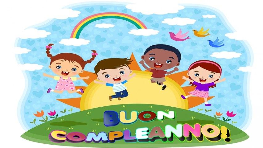 VA - Tanti auguri a te! Buon compleanno playlist per la festa del tuo bambino. Musica per bambini