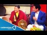 Lama Budista Tibetano Yeshi Paljor en el foro de Nuestro Día