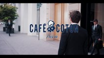 M pour L pour Café Coton - «Des chemises et des hommes» - juin 2017