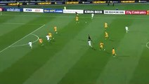 Mohammed Al Sahlawi  GOAL -Australia 2-2 Saudi Arabia  08.06.2017
