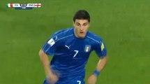 1 - 0 Riccardo Orsolini  GOAL HD - Italy U20 1-0 England U20  U20 World Cup  08.06.2017
