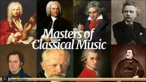 Mozart, Beethoven, Bach, Schubert, Tchaikovsky, Grieg, Rossini - Masters of Classical Music