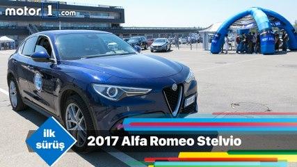 İlk Sürüş - Alfa Romeo Stelvio
