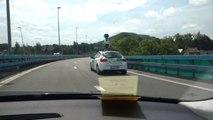 la voiture de Google Maps se promène à Charleroi