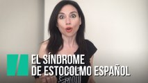 """""""El síndrome de Estocolmo, un síndrome muy español"""", por Marta Flich"""