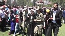 Şehit Jandarma Uzman Çavuş Sabri Eryeler Son Yolculuğuna Uğurlandı (2)