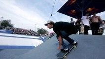 Adrénaline - Skateboard : En 2016, Robin Bolian avait remporté le Red Bull Bowl Rippers