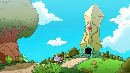 The Swords of Ditto - Reveal Trailer de The Swords of Ditto