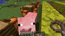 Minecraft Survival Adventure EP6 with Chad Alan and RadioJh Audrey | Get All the Animals!