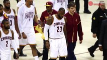 NBA Finals: Cavaliers can see the writing on the wall