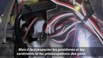 L'intelligence artificielle: entretien avec un robot à Genève