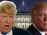 Trump v Trump: Donald Trump would be doing great if it only weren't for Donald Trump
