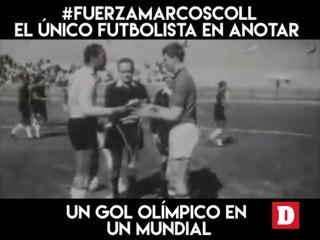 #FuerzaMarcosColl
