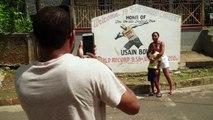Athlétisme: rencontre avec le père d'Usain Bolt dans son village