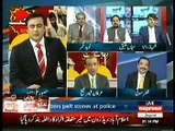 Senator Mian Ateeq on Express News with Mansoor Ali khan on Budget Transmission