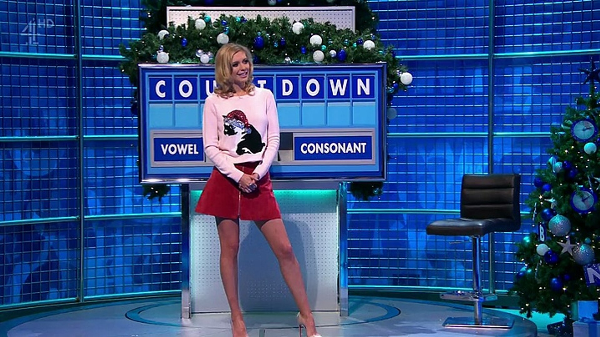 8 Out Of 10 Cats Does Countdown S09e08 Christmas Special Dailymotion Video