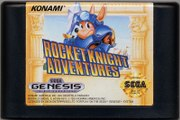 Rocket Knight Adventures - Sega Genesis - KWKview - KWKBOX