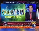 India vs Sri lanka Match Champions Trophy- 08 June 2017  Geo CRicket POst Match Analysis