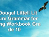 Read  McDougal Littell Literature Grammar for Writing Workbook Grade 10  free book ccccddc1