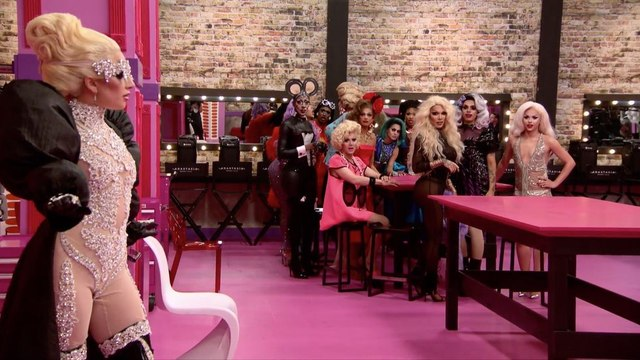 RuPauls Drag Race Season 9 Episode 12