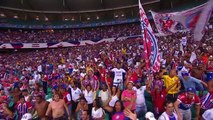 Bahia 1x0 Cruzeiro Brasileirão 2017 1º turno 5ª rodada gols melhores momentos