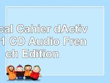 Read  Amical Cahier dActivites 1  CD Audio French Edition  free book 44d06567