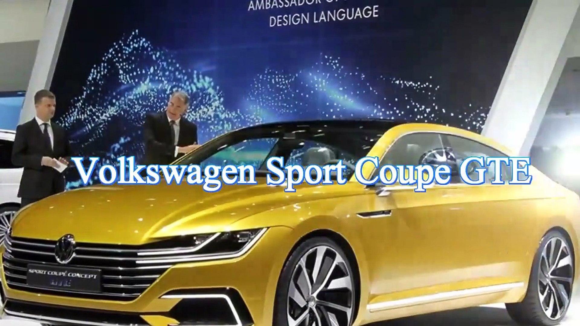 Best Sport Cars ~ Volkswagen Sport Coupwerwer234e G