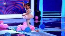 Biệt tài tí hon Tập 1- Thiên thần Ballet 4 tuổi siêu đáng yêu làm Trấn Thành, Cẩm Ly thổn thức