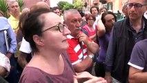 Beppe Grillo a Taranto al quartiere Tamburi 6/6/2017 - MoVimento 5 Stelle - M5S
