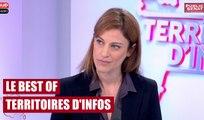 Invitée : Juliette Méadel - Territoires d'infos - le best of (09/06/2017)