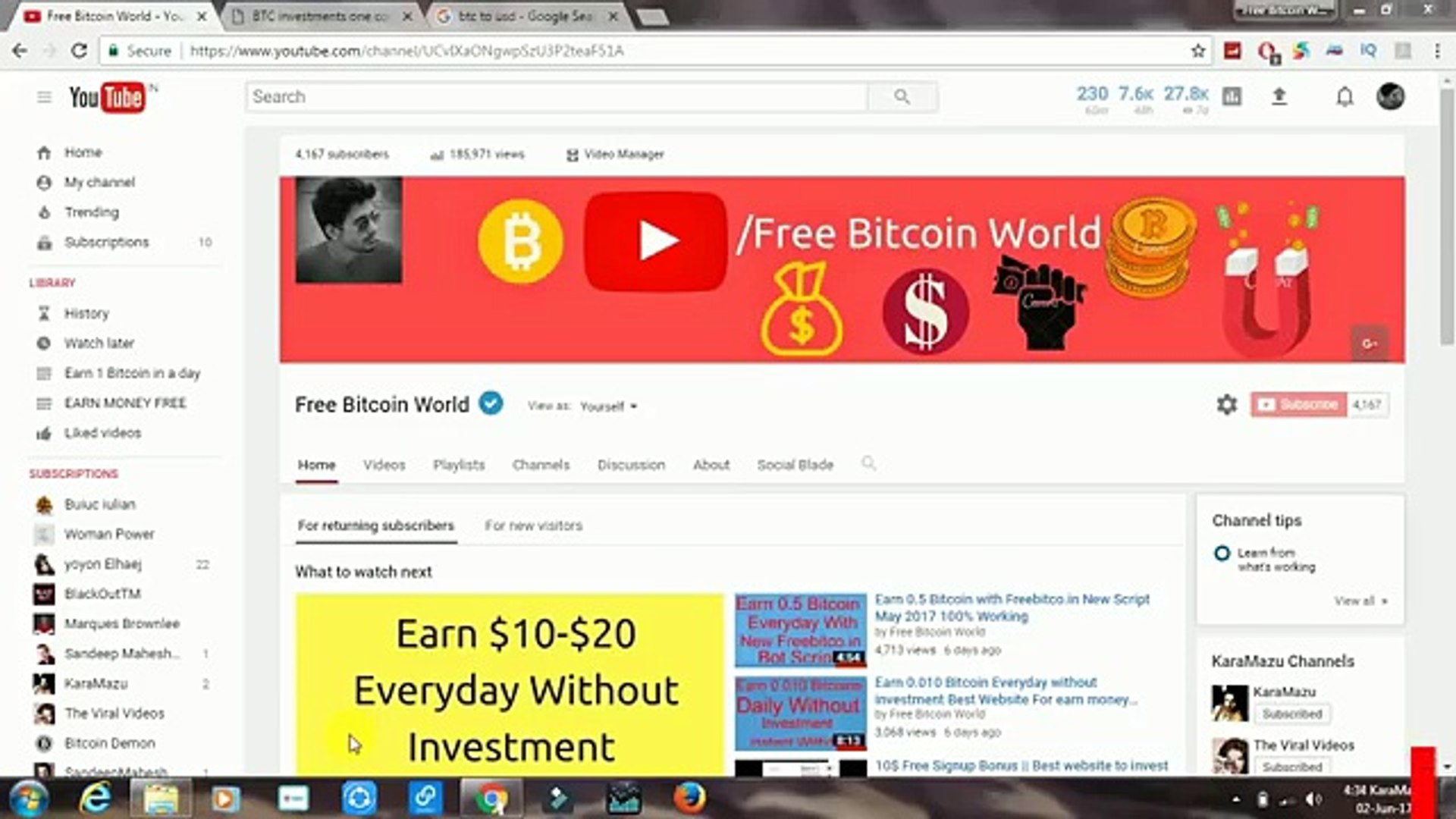 How To Earn Money With Youtube Video Dailymotion | Making Money ... | 1080x1920