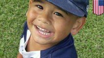 Dry drowning  Texas boy, 4, dies of drowning a week after swimming - TomoNews