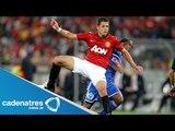 Chicharito Hernandez se quedaría en el Manchester United