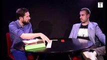 """Rencontre avec Simon Astier, le créateur de """"Hero Corp"""""""