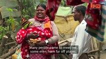 Inde-Insolite : Avec une queue de 36 cm, Chandre Oraon considéré comme un dieu vivant