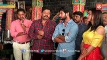 Aadi New Movie Opening video  US Productions  Hero Aadi New Movie, Aadi, Sai Kumar Namaste