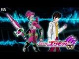 【仮面ライダーエグゼイド】PIVOT Kamen Rider Ex-Aid Level 2 Henshin and Finisher
