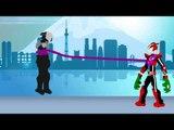 PIVOT Kamen Rider Drive -Tire Koukan 02【Dimension Cab, Justice Hunter & Massive Monster】【仮面ライダードライブ】