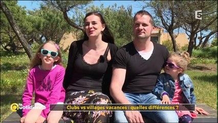 Clubs vs villages vacances : quelles différences ?