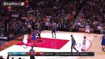【NBA】Kevin Durant Hits the Circus Shot Game 4 Warriors vs Cavaliers June 9 2017 2017 NBA Finals