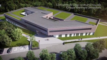 Clinique vétérinaire universitaire - ULg - © Architectes : SYNTAXE-ARTAU / Images : MIYSIS