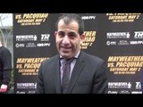 Showtime president on mayweather vs pacquiao EsNews