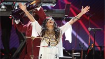 Singer Sheila E. Is Busy Busy Busy!