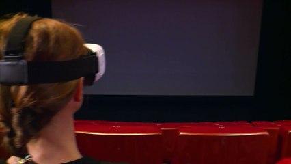 """Bande-annonce """"Paris Virtual Film Festival"""" 2017"""