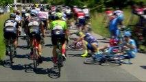 Summary - Stage 6 - Critérium du Dauphiné 2017