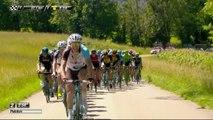 Zusammenfassung - Etappe 6 - Critérium du Dauphiné 2017